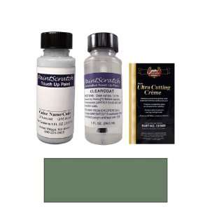 1 Oz. Onyx Green Pearl Metallic Paint Bottle Kit for 2002