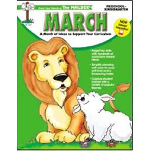 March Monthly Idea Book Internet Interactive Grades PreK K