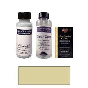 2 Oz. Platinum Pearl Metallic Paint Bottle Kit for 2008