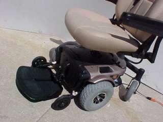 Jazzy 1103 Ultra Power Chair Wheelchair Lift Chair