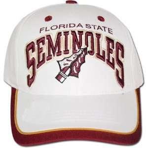 Florida State Seminoles Hangtime Adjustable Hat