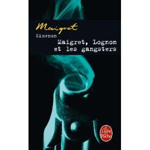 Et Les Gangsters (French Edition) (9782253133889): G. Simenon: Books