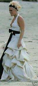 Lace Silk Wedding Dress lhuillier Estee mdl# Monique