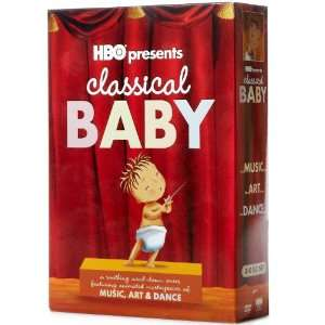 HBO presents Classical Baby   DVD 3 Pack Toys & Games