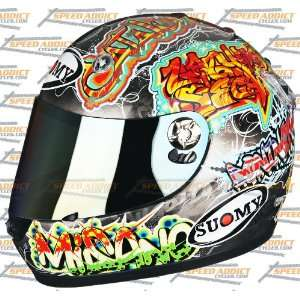 Suomy Vandal Murales Full Face Helmet Sports & Outdoors