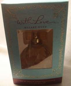 Hilary Duff With Love Eau de Parfum .5 Fl Oz