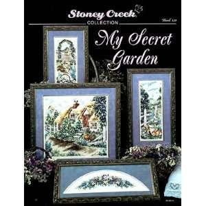 My Secret Garden   Cross Stitch Pattern: Arts, Crafts