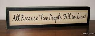 Primitive Rustic 10 Wood Block Sign FAITH FAMILY LOVE Antique Rustic