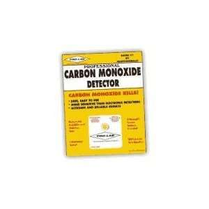Pro Lab Professional Carbon Monoxide Test Kit