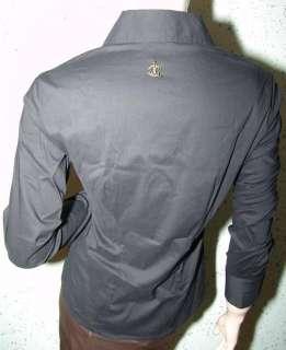 Roberto Cavalli Just Cavalli women black shirt size XS