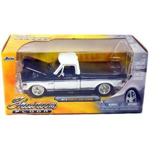 Showroom Floor Chevy Cheyenne Pickup Truck (2 tonesBlack