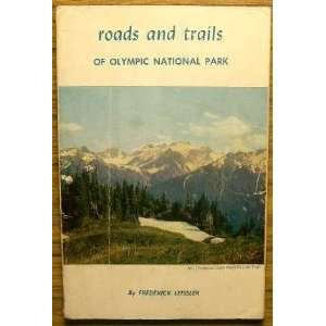 Roads and Trails of Olympic National Park Books