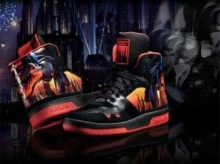 Adidas Originals Star Wars Coruscant Skyline Mid Darth Vader Shoes
