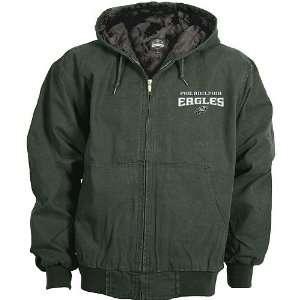 Reebok Philadelphia Eagles Big & Tall Cumberland Full Zip