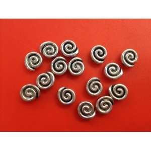 Silver Spacer Metal Bead Jewelry Findings Arts, Crafts & Sewing