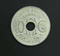 FRANCE FRENCH COIN 10 CENTIMES COIN FROM 1925 YEAR *