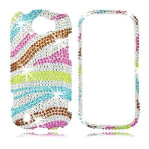 Talon Full Diamond Bling Phone Shell for HTC MyTouch Slide