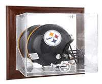 Pittsburgh Steelers Wall Mounted Full Size Helmet Case