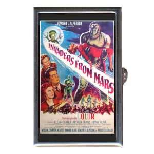 INVADERS FROM MARS 1953 POSTER Coin, Mint or Pill Box