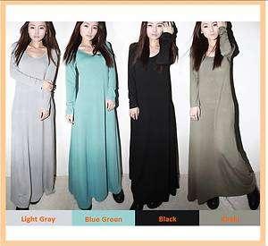 Spring Candy Color Vogue Lookbook Maxi Full Length Beach Dress 8