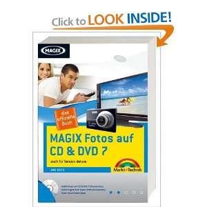 MAGIX Fotos auf CD und DVD 7.0 (9783827243294): Books