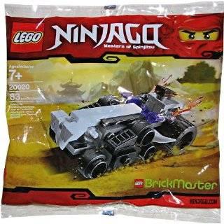 LEGO Ninjago Brickmaster Exclusive Mini Figure Set #20020 Turbo