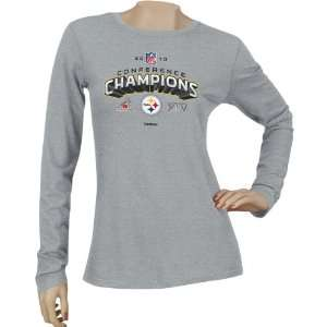 Reebok Pittsburgh Steelers 2010 AFC Conference Champions