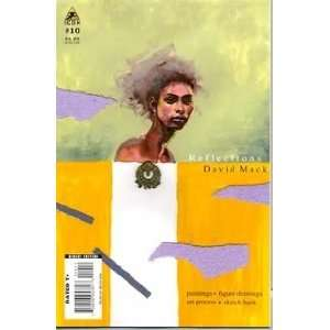 , Vol. 1 No. 10 Paintings, Figure Drawings, Art Process, Sketch Book