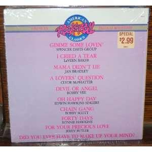 American Rock N Roll Classics Vol 6 original artist Music