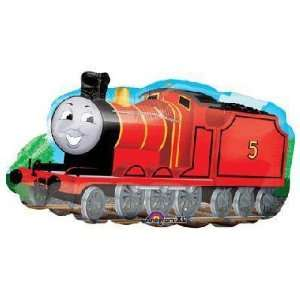 Thomas & Friends James Super Shape Balloon Toys & Games