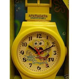 Spongebob Squarepants Watch Wall Clock Big 36 Tall