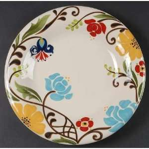 Tabletops Unlimited Jardine Dinner Plate, Fine China