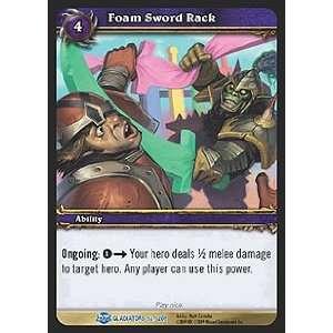 World of Warcraft Blood of Gladiators Single Card Foam Sword