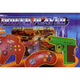 Power Player Blaster 2012 Super Joystick and Power Gun