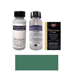 Jet Green Metallic Paint Bottle Kit for 2012 Porsche Cayenne (Z6H/J6