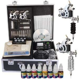 High Quality 2 Guns Series Tattoo Tattooing Supply Machine