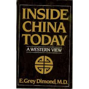 Inside China Today A Western View (9780393302158) E