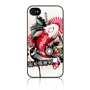 SkunkWraps Apple iPhone 4 4S Slim Hard Case Cover   Japanese