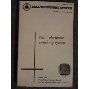 Bell Telephone System Technical Publications (Volume 43