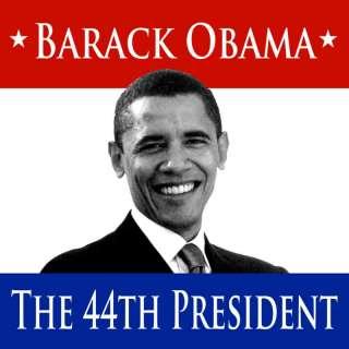 Barack Obama 44th President Pro Obama Bumper Sticker
