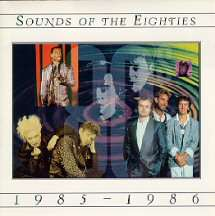 12. Time Life Sounds of the 80s 1987 ( Good Condition )