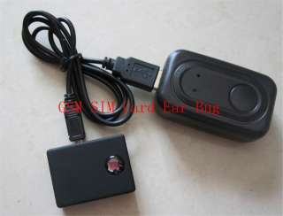 Micro Wireless Spy GSM Listening Listener Two way Audio Bug