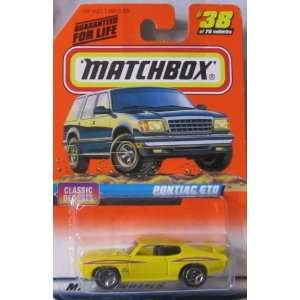 Mattel Wheels Matchbox 1997 MBX Classic Decades 1:64 Scale Die Cast