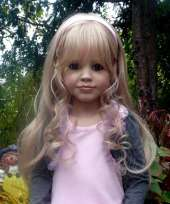 Shannon by Susan Lippl Masterpiece 38 Life Sized Toddler Girl Doll