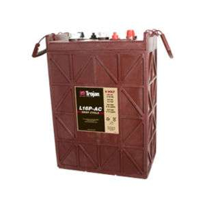 Trojan L16P AC 6V 420Ah Lead Acid Deep Cycle Battery |