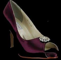 Touch Ups JOYCE Dyeable Shoes Bridal Bridesmaid Prom