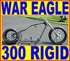 PRO STREET SOFTAIL CHOPPER 300 RSD TIRE RIGID ROLLING CHASSIS BIKE KIT