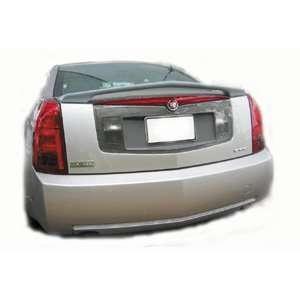 2003 2006 Cadillac CTS Rear Spoiler Automotive