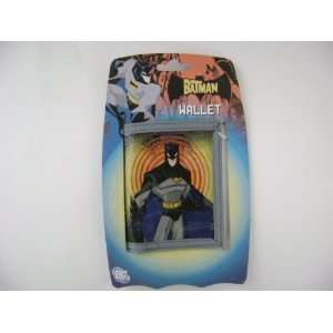 BATMAN WALLET Everything Else