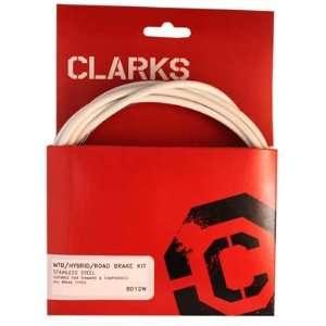 Clarks Stainless Steel Sport Brake Kit Cable Brake Clk Kit